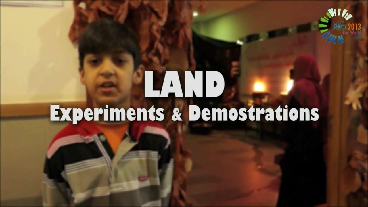 AIEx Our World-Land (part 3)