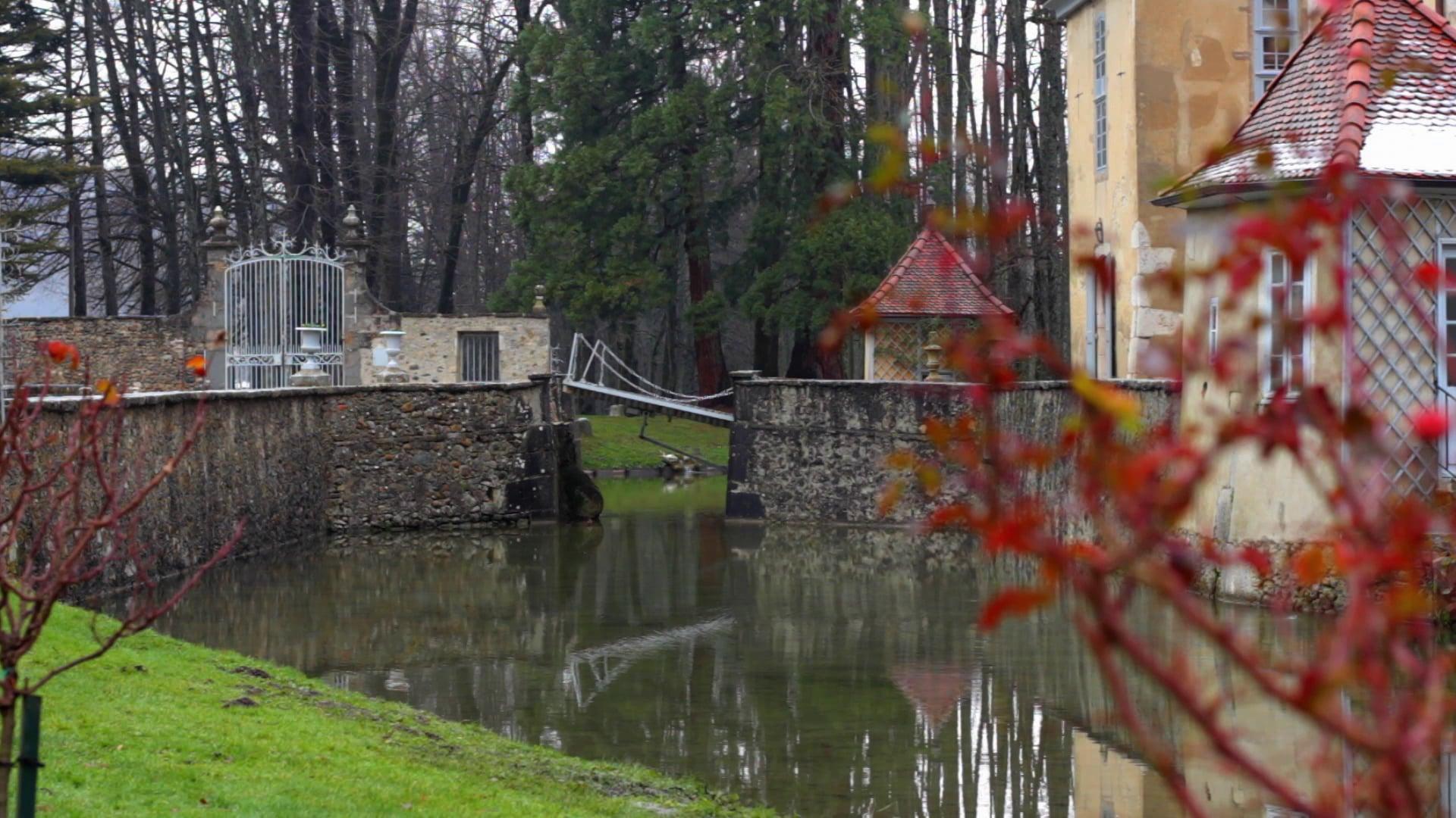 Isere – Chateau de Longpra – Fabienne