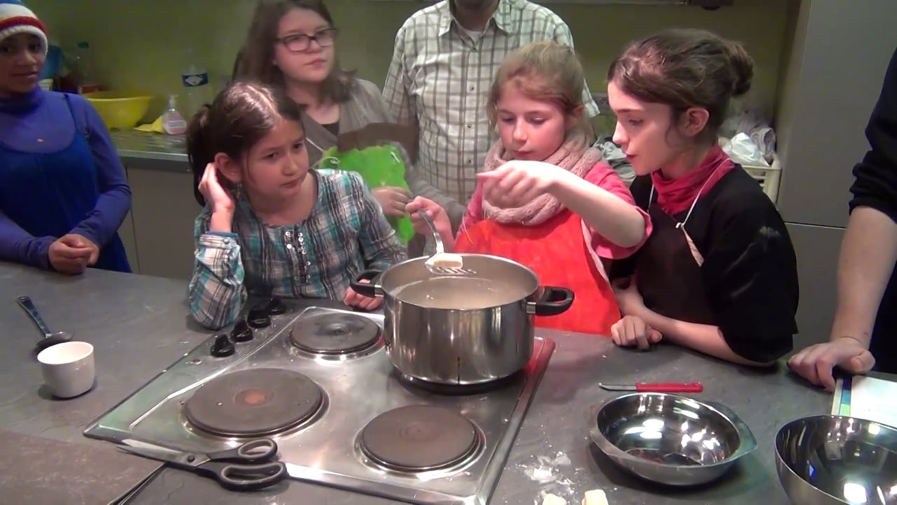 L'Atelier Cuisine Recette N°1