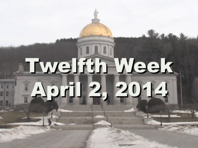 Under The Golden Dome 2014 Week 12