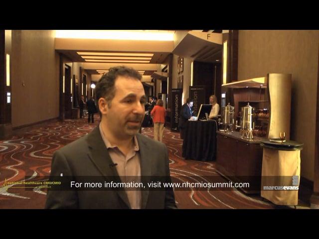 National Healthcare CMO/CMIO Summit - Interview: Lyle Berkowitz, Northwestern Memorial Hospital