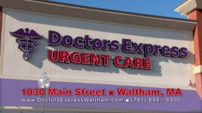 AFC Doctors Express Waltham Promotional Video