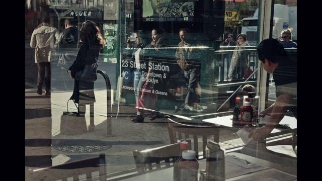 Amélie Losier : Just like a woman : New York City