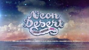 Neon Desert Music Festival Recap 2012