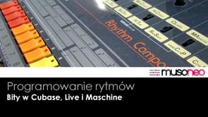 BONUS Bity w Ableton Live, Maschine i Cubase