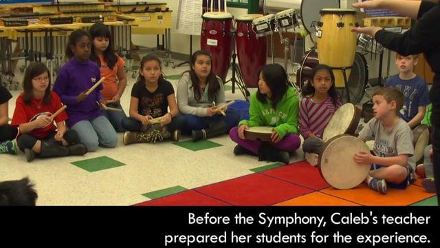 North Carolina Symphony - Education Outreach