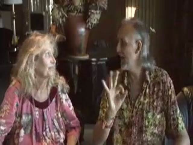 Airielle with Julian Michael, Numerologist Visiting Maui