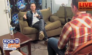 Matthew West Talks About Why Stories Are Important