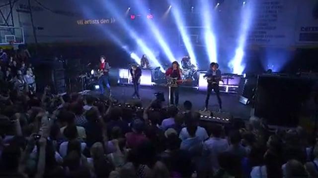 Phoenix - Lasso - live tv Austin tv show