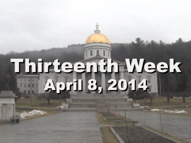 Under The Golden Dome 2014 Week 13