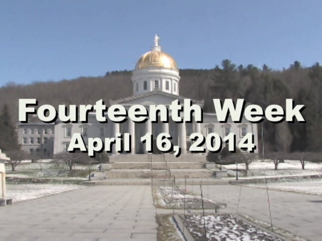 Under The Golden Dome 2014 Week 14