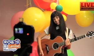 Moriah Peters Shares About Her Wedding