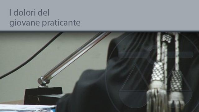 I dolori del giovane praticante - 17/4/2014