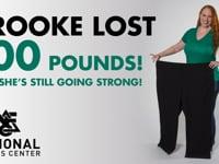 Witness Brooke's Fitness Journey Video