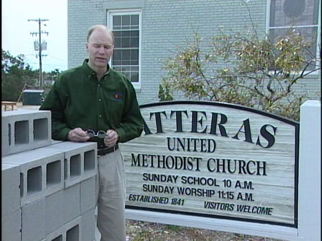 Hatteras Island Church.mpg