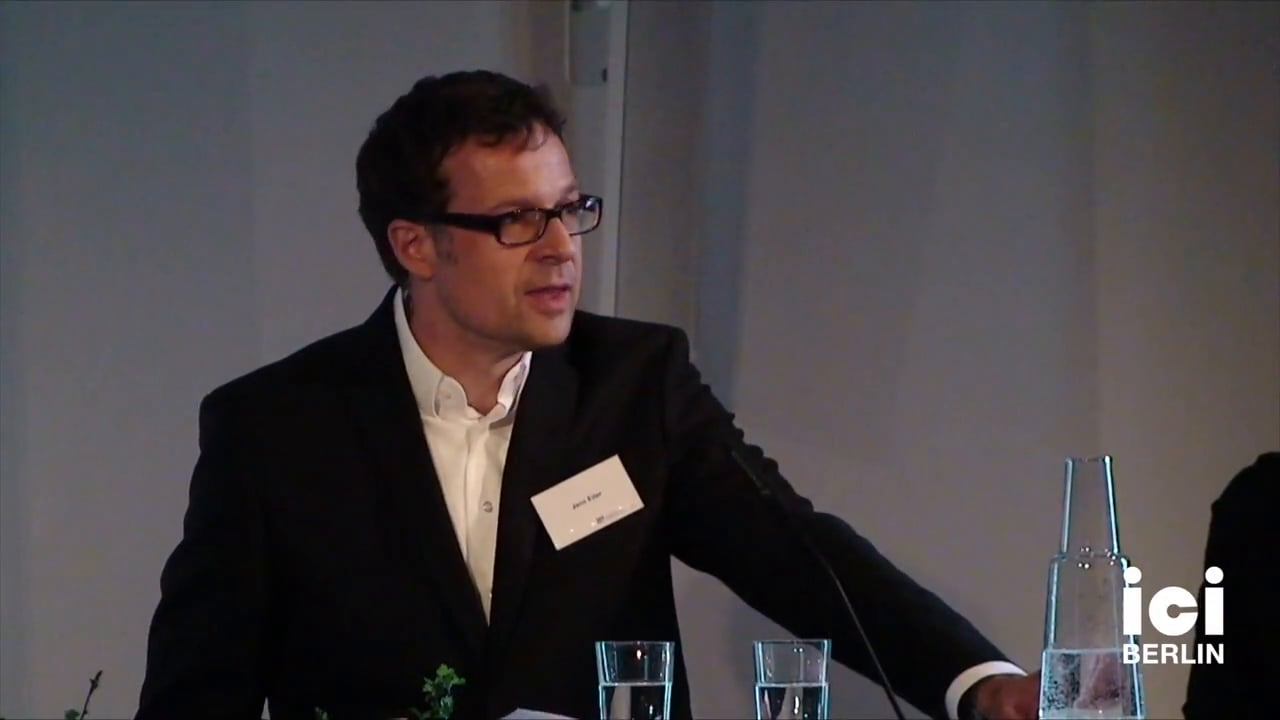 Welcome by Jens Eder [2]