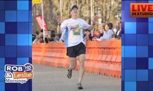 Ben Howell - Boston Marathon a year later
