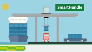 ICT Logistics animation