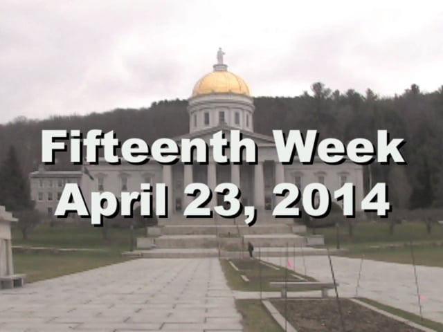 Under The Golden Dome 2014 Week 15