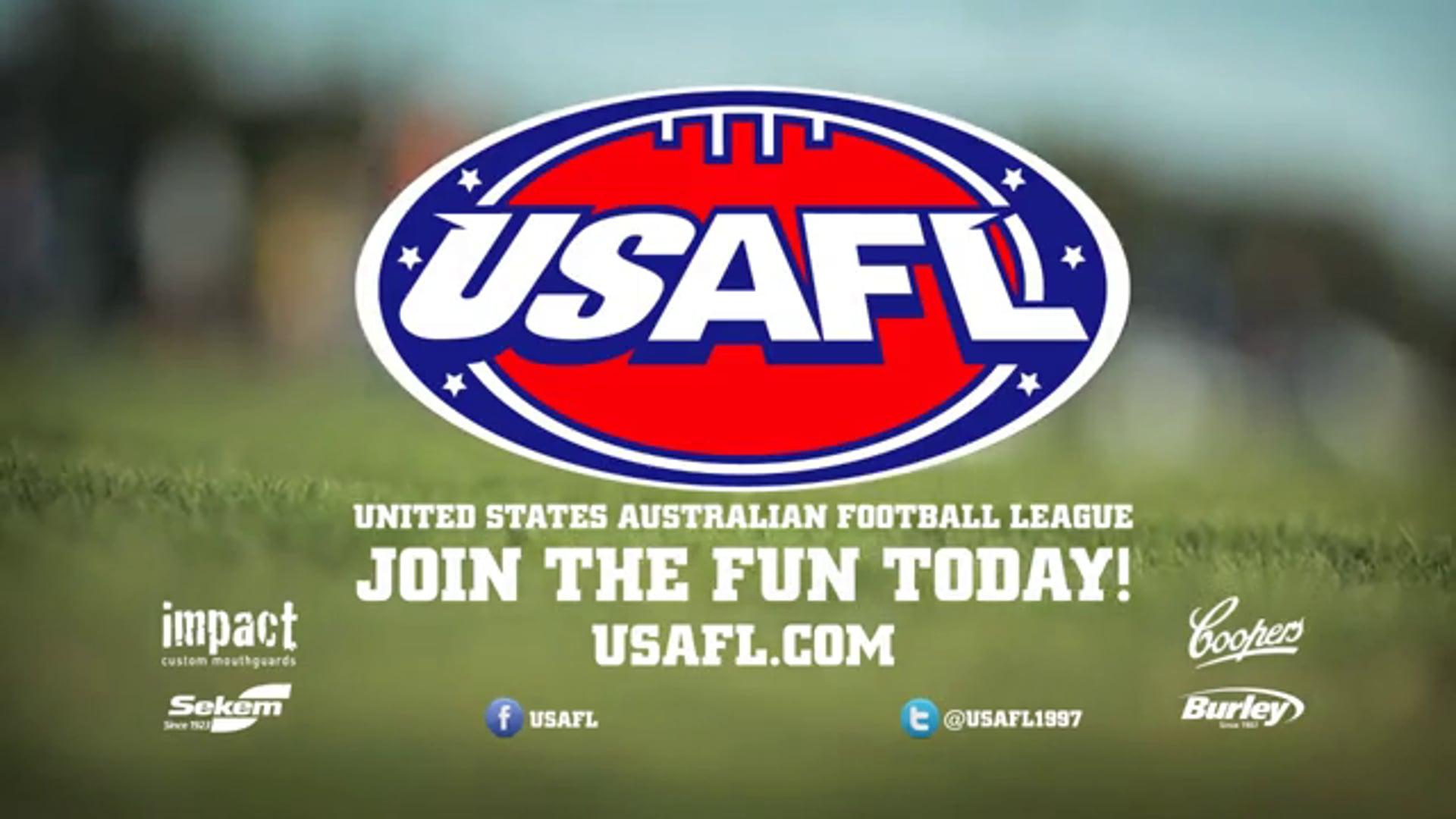 Join the Fun - USAFL