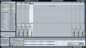 Przenoszenie audio z Maschine do DAW