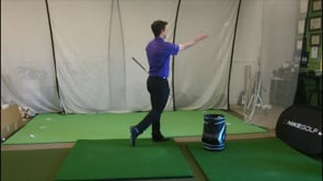 Underhand Toss Tempo For Wedges