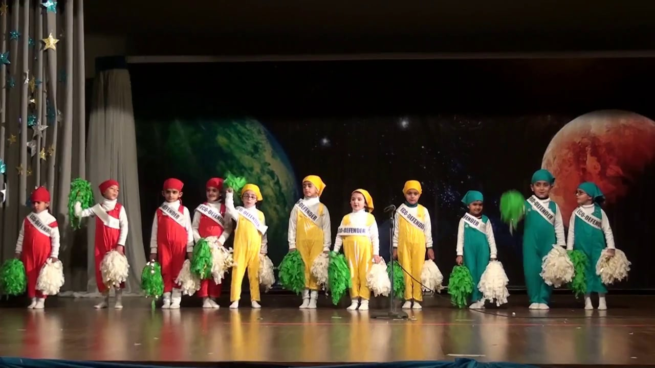 Annual Day 2014 - Morning Session 2/2