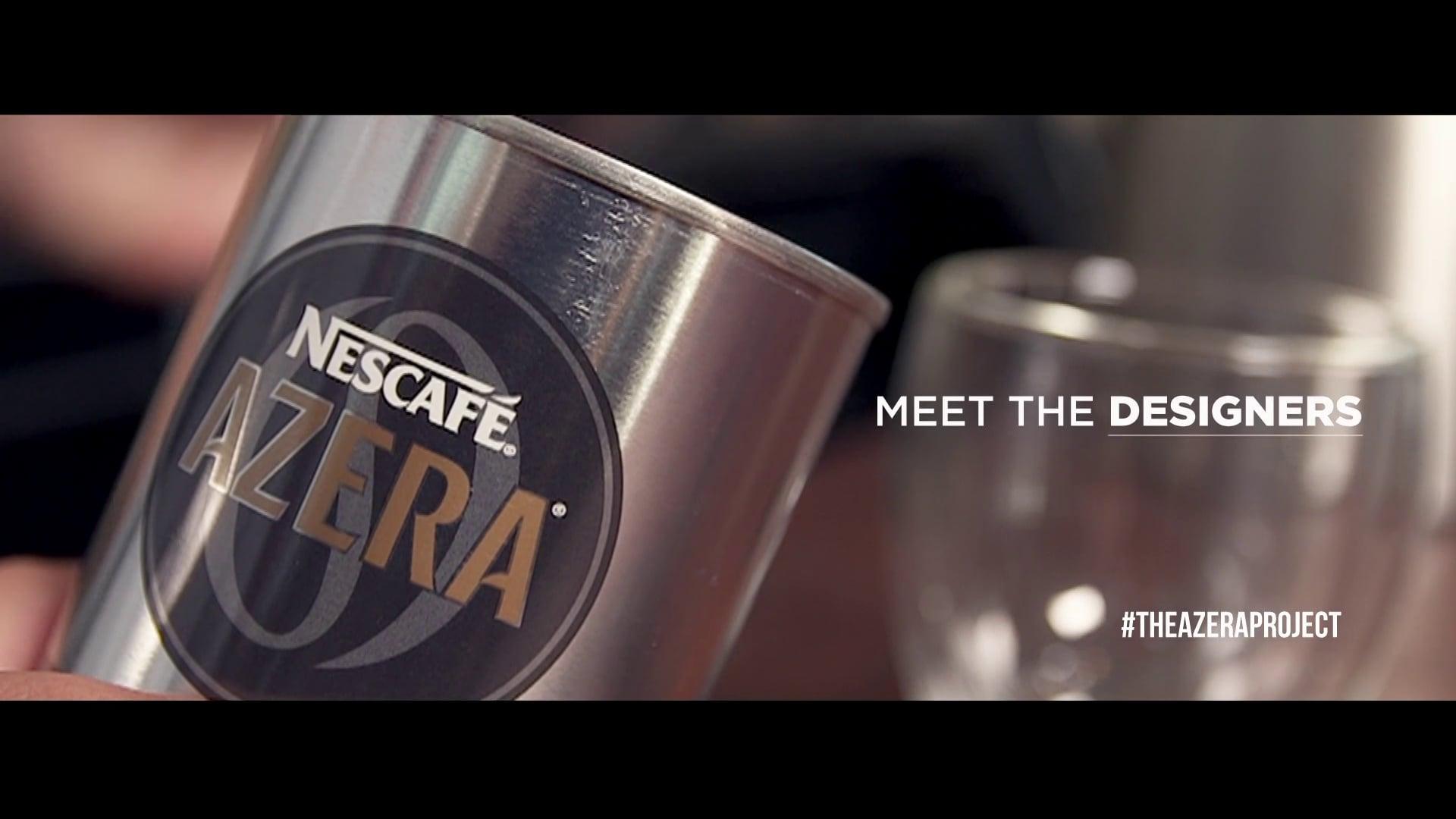 Nescafe 'The Azera Project'