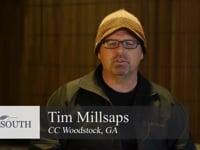 Tim Millsaps   CC Woodstock, GA