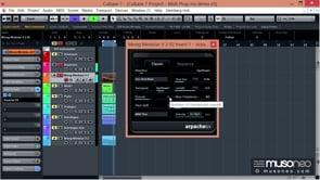 Efekty MIDI