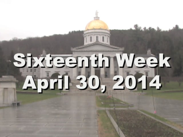Under The Golden Dome 2014 Week 16