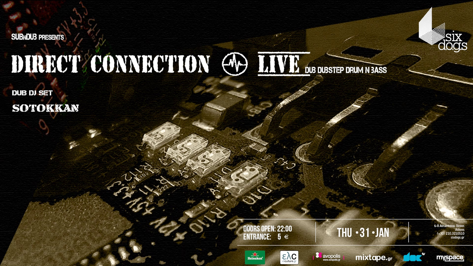 Direct Connection Live. Promo Video