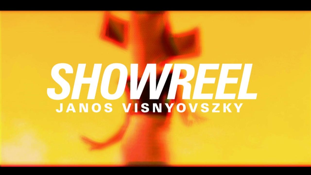 JANOS VISNYOVSZKY SHOWREEL