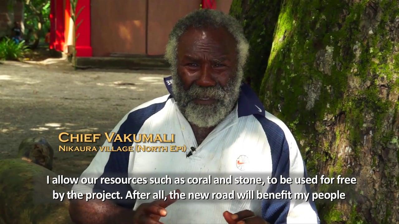 Participatory 3D Modelling (P3DM) for bottom-up decision-making in Vanuatu
