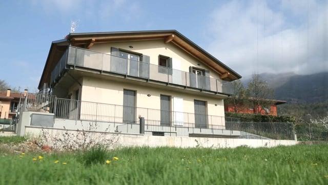 Appartamenti in villa a Palazzago