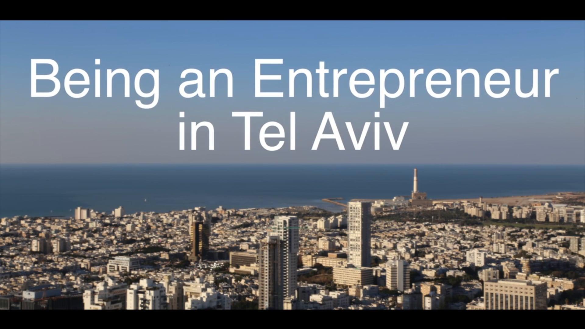 Tel Aviv's Startup Ecosystem
