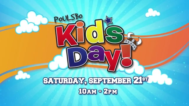 Commercial: Poulsbo Kids Day 2013