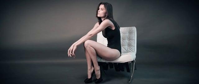 Uelyca Siqueira - Mademoiselle Agency - Video Test