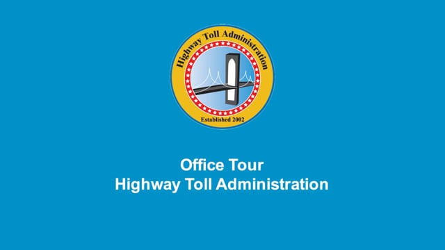 Highway Toll Administration - Office Tour