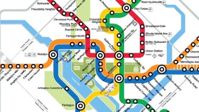 DC Metro 25 year