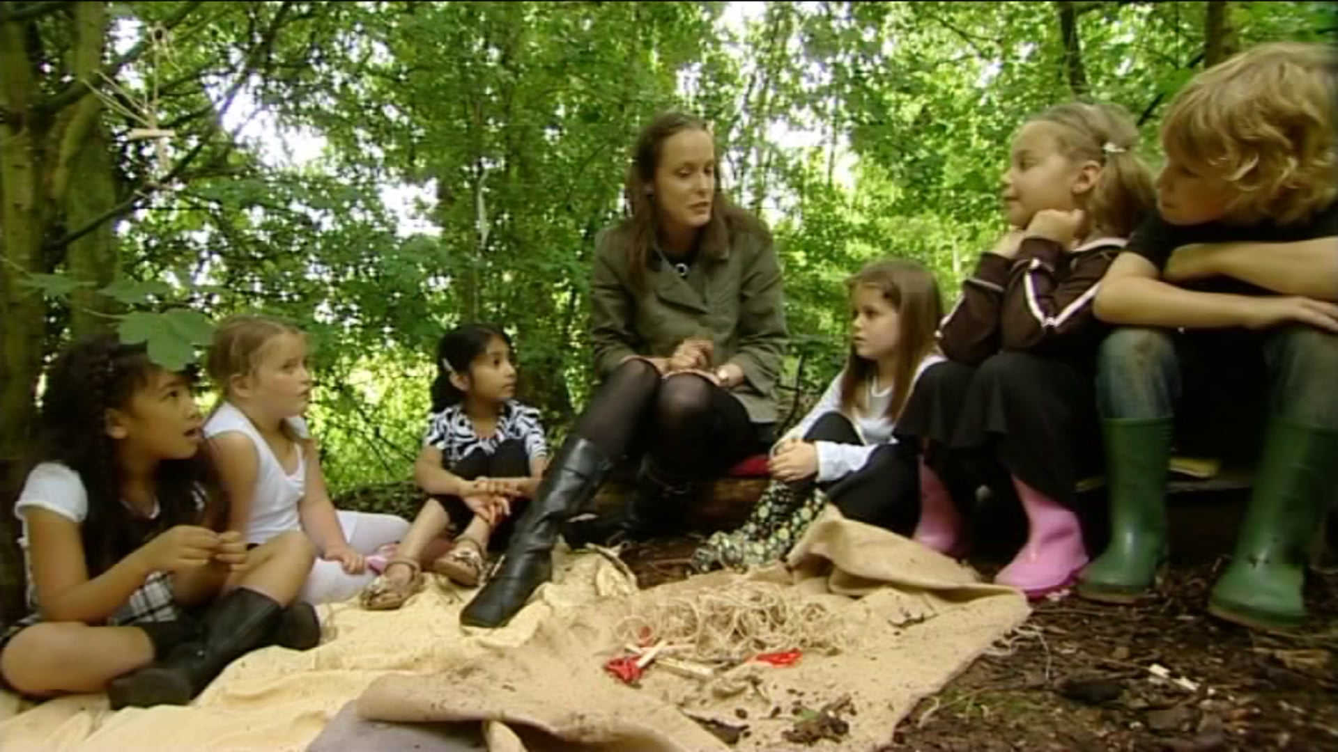 DoE Growing Schools 'Dens'