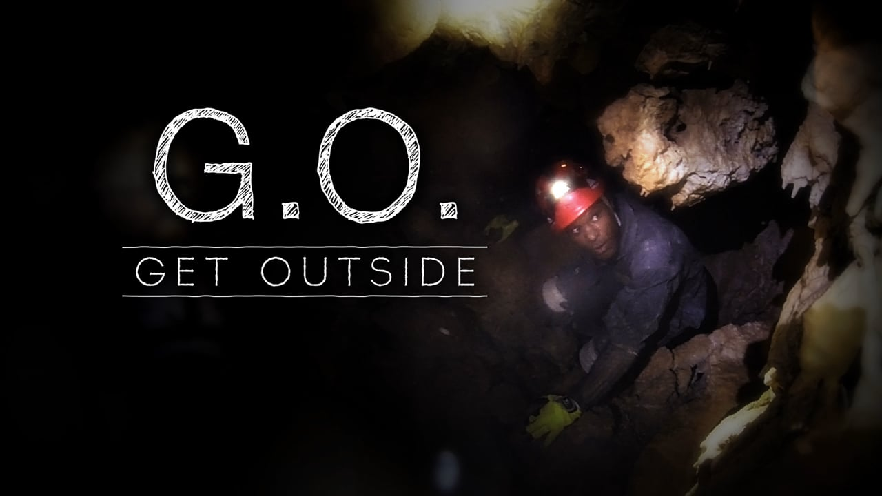 G.O. Get Outside - Caving