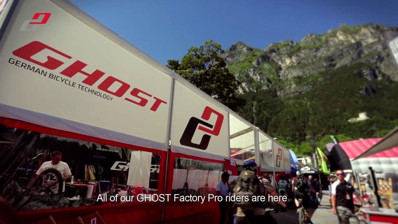 GHOST at BIKE Festival in Riva