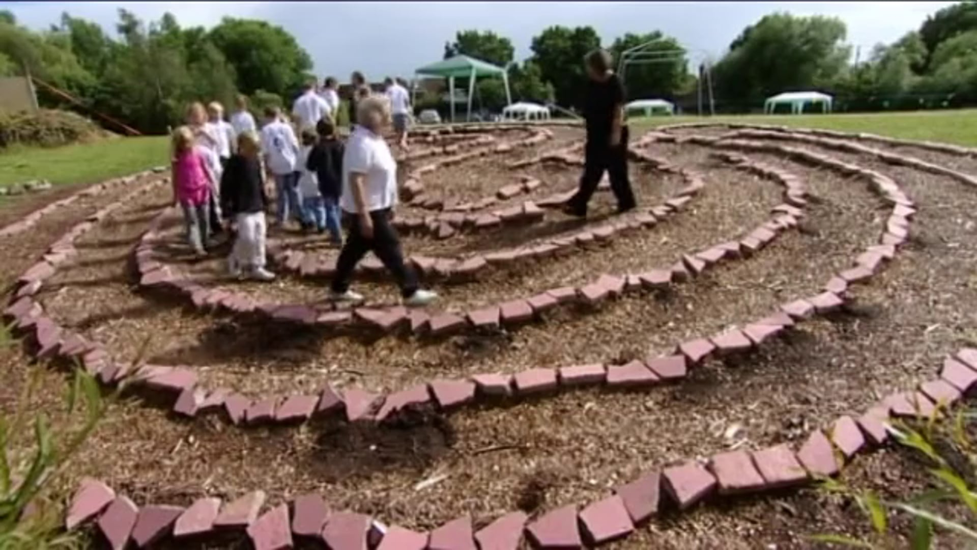 DoE Growing Schools 'Labyrinth'