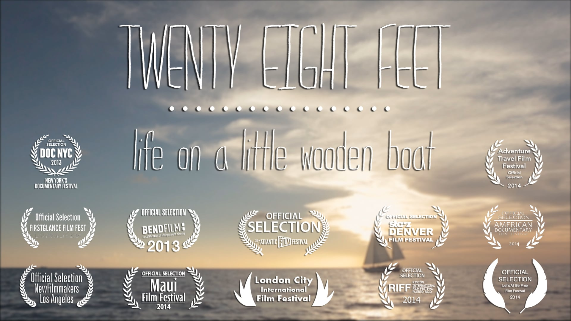 Twenty Eight Feet: life on a little wooden boat