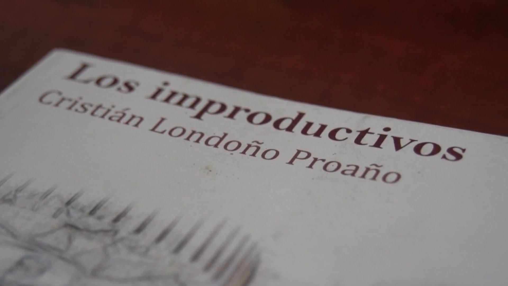 """Book Trailer de la novela """"Los Improductivos"""""""