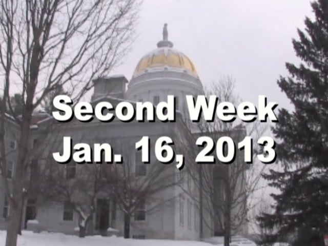 Under The Golden Dome 2013 Week 2