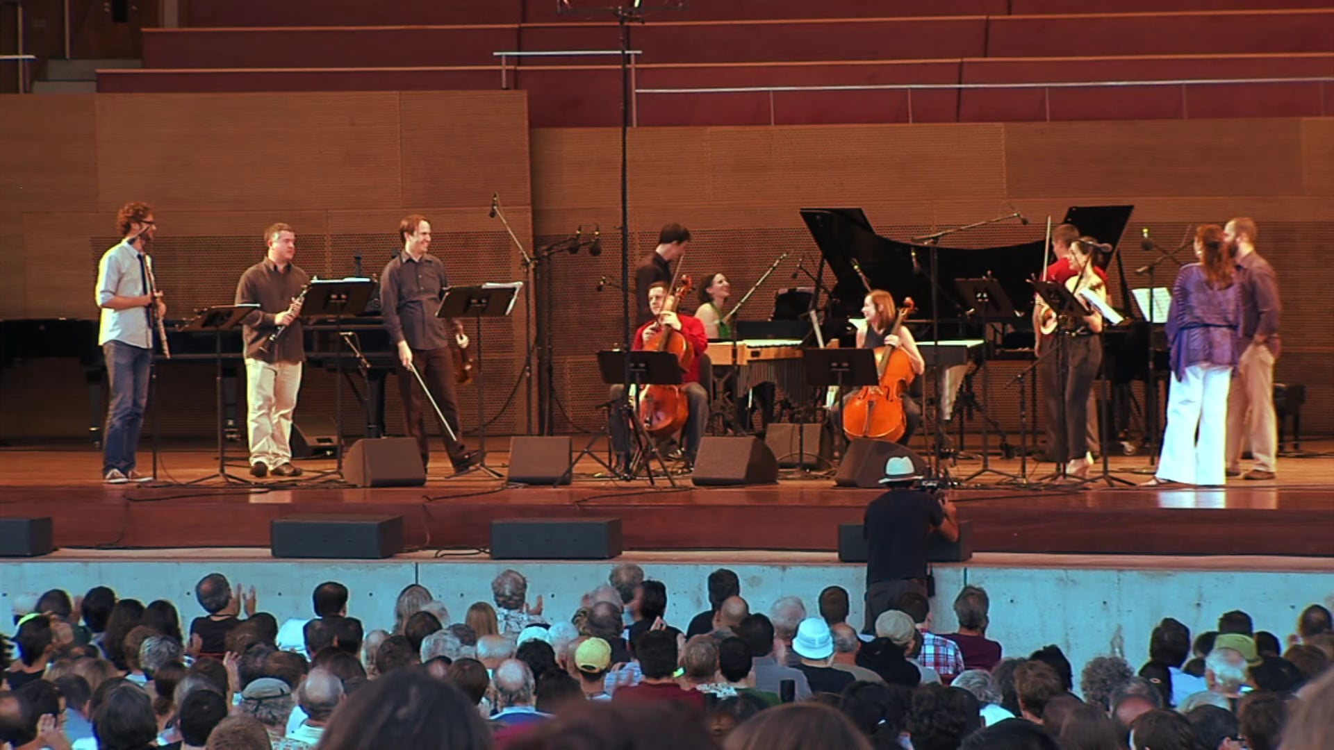 The Dusk Variations Series: Chicago Counterpint: A Steve Reich Celebration, 2011