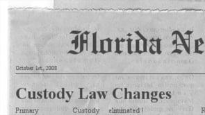 Child Custody Laws in Florida