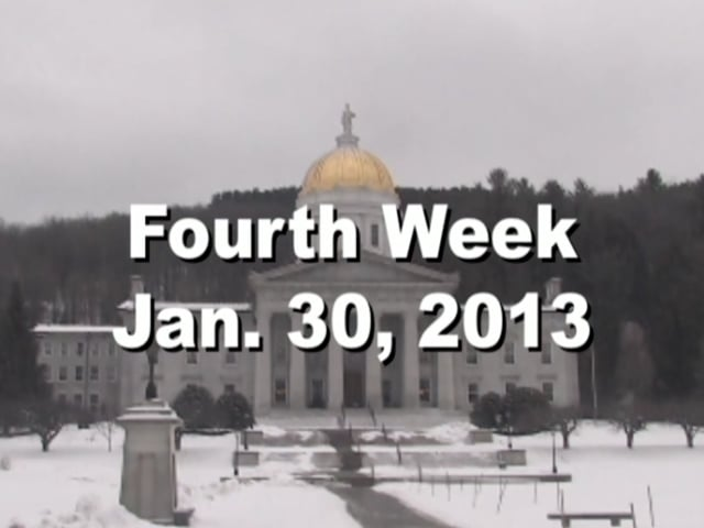 Under The Golden Dome 2013 Week 4